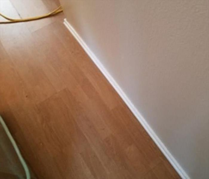 Laminate Wood Flooring Before