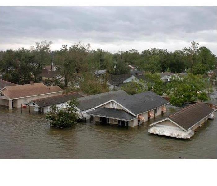 Storm Damage When Storms or Floods Hit Seminole County, SERVPRO is Ready!