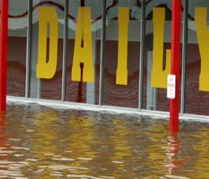 Commercial Immediate Steps to take After Flood Damage in Your Business